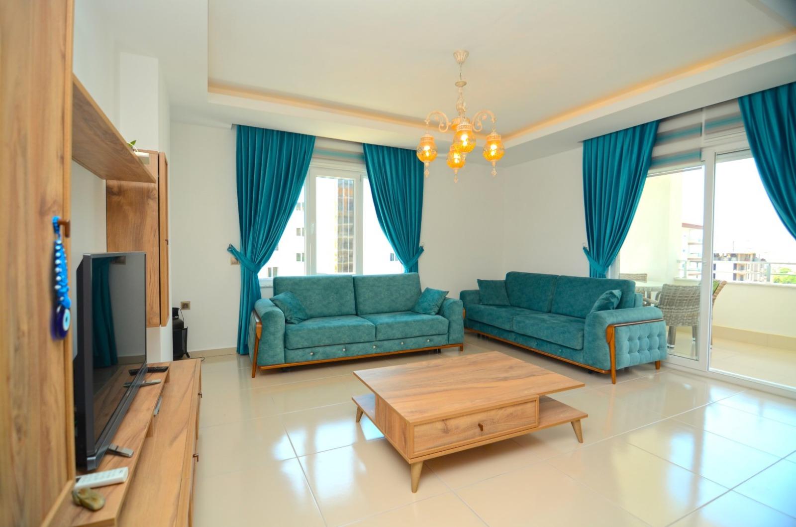 Трёхкомнатная квартира с мебелью и бытовой техникой - Фото 16