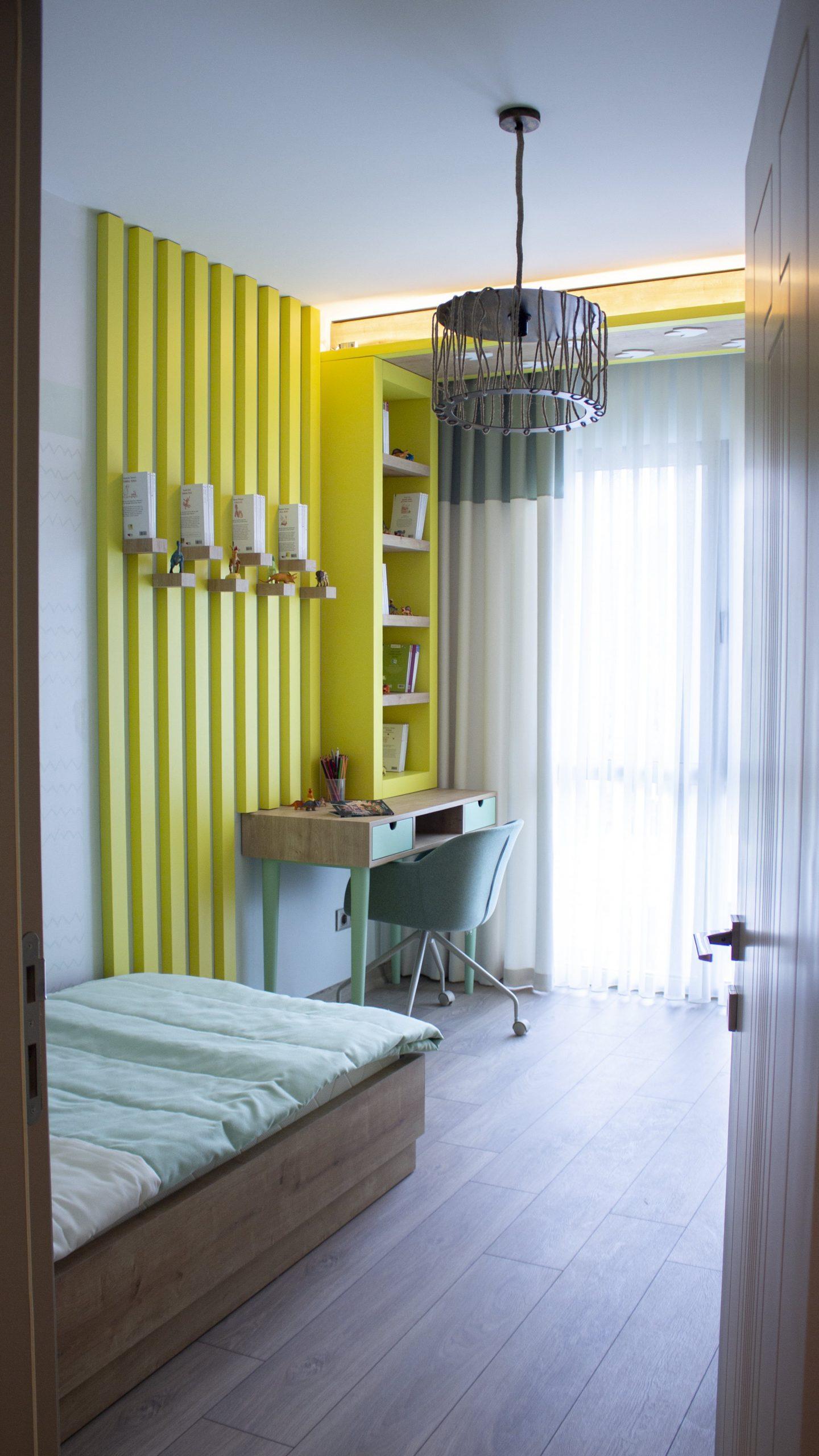 Современные квартиры различных планировок в районе Зейтинбурну - Фото 20