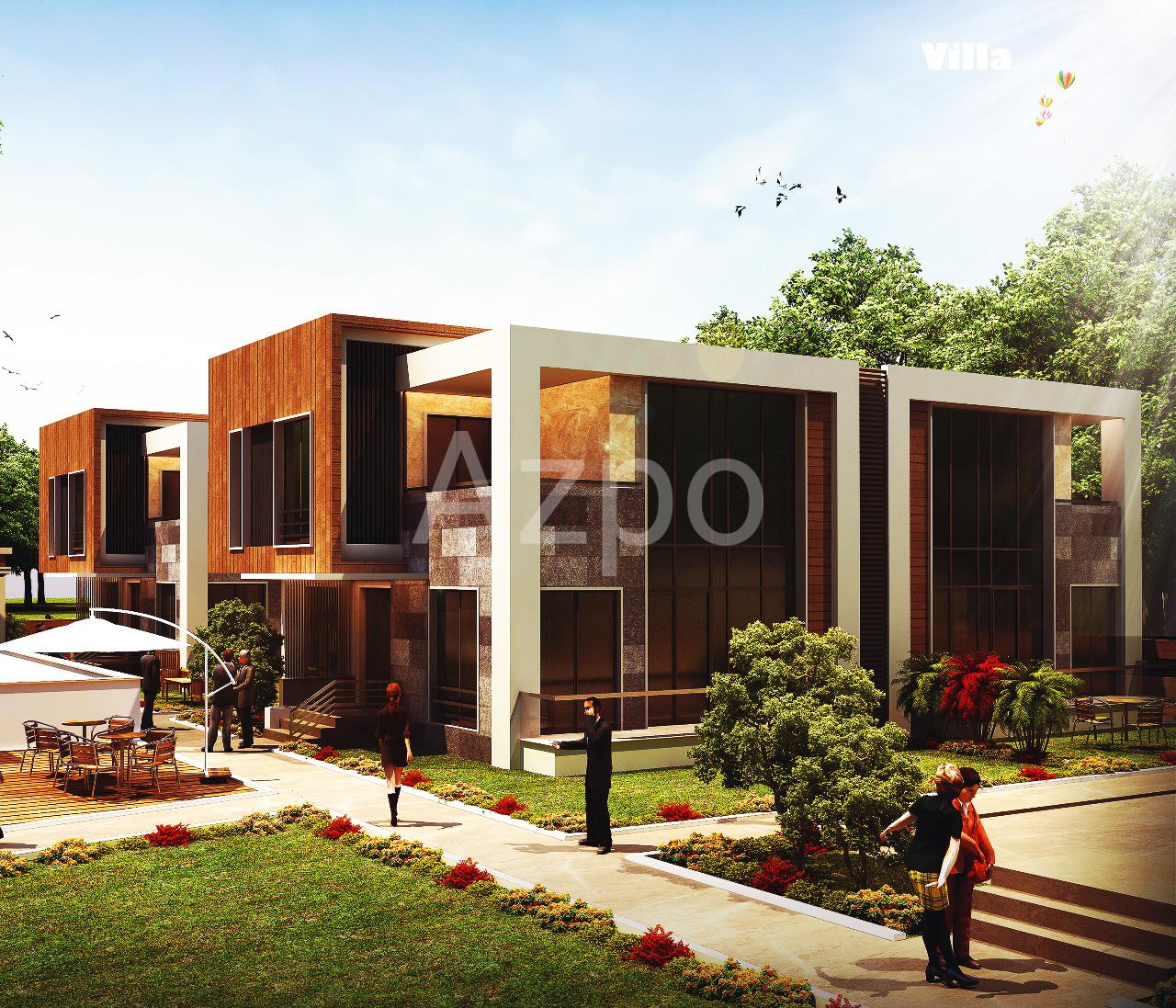 Квартиры в новом проекте в районе Лара Анталия - Фото 2