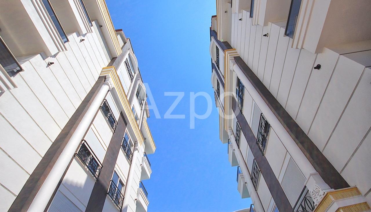 Квартиры 1+1 и 2+1 в комплексе в районе Хурма Коньяалты Анталия - Фото 16