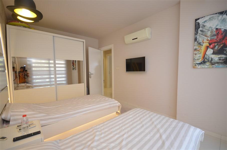 Меблированная квартира 2+1 в центре района Махмутлар - Фото 21
