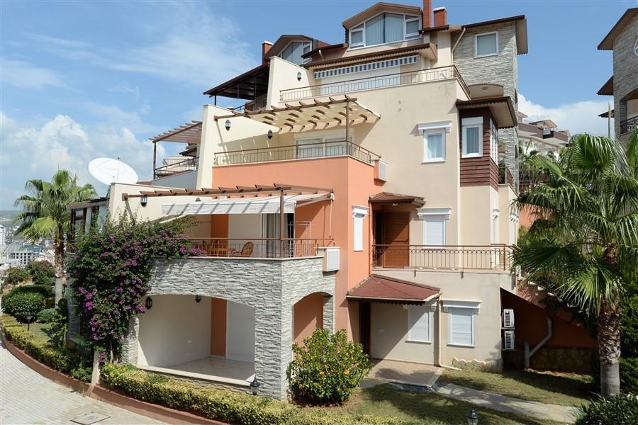 Просторная меблированная квартира в Авсалларе - Фото 24