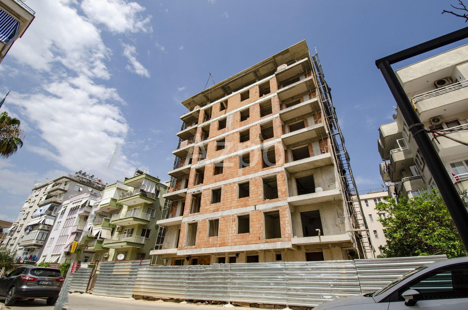 Инвестиционный проект в центре города Анталии - Фото 2
