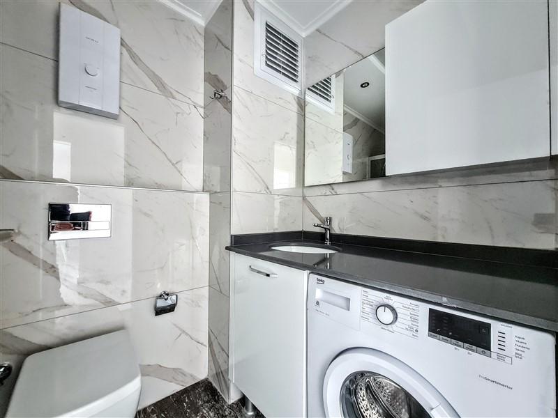 Двухкомнатная квартира с мебелью в районе Каргыджак - Фото 19