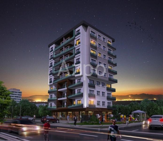 Квартиры в новом комплексе в Махмутларе - Фото 2