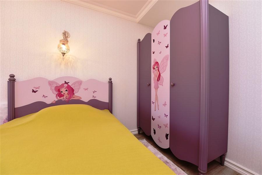 Роскошная четырёхкомнатная квартира с мебелью - Фото 28