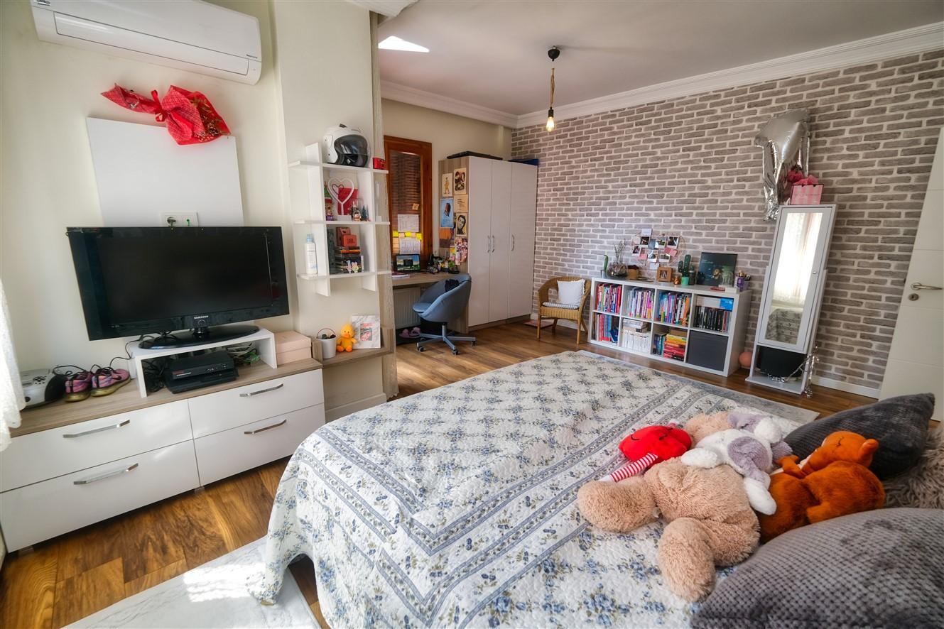Квартира в престижном микрорайоне Гюрсу Анталья - Фото 39