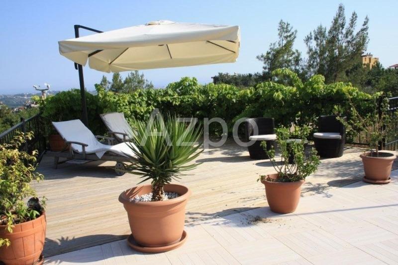 Вилла 3+2 с собственным садом и бассейном в Оба - Фото 4