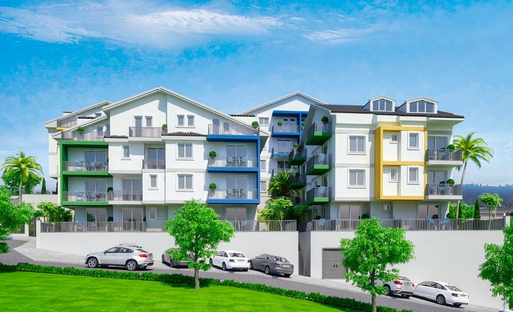 Двухкомнатные квартиры в строящемся комплексе Фетхие - Фото 2