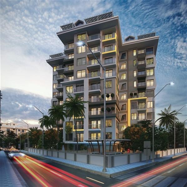 Новые квартиры в центре города Алания - Фото 6