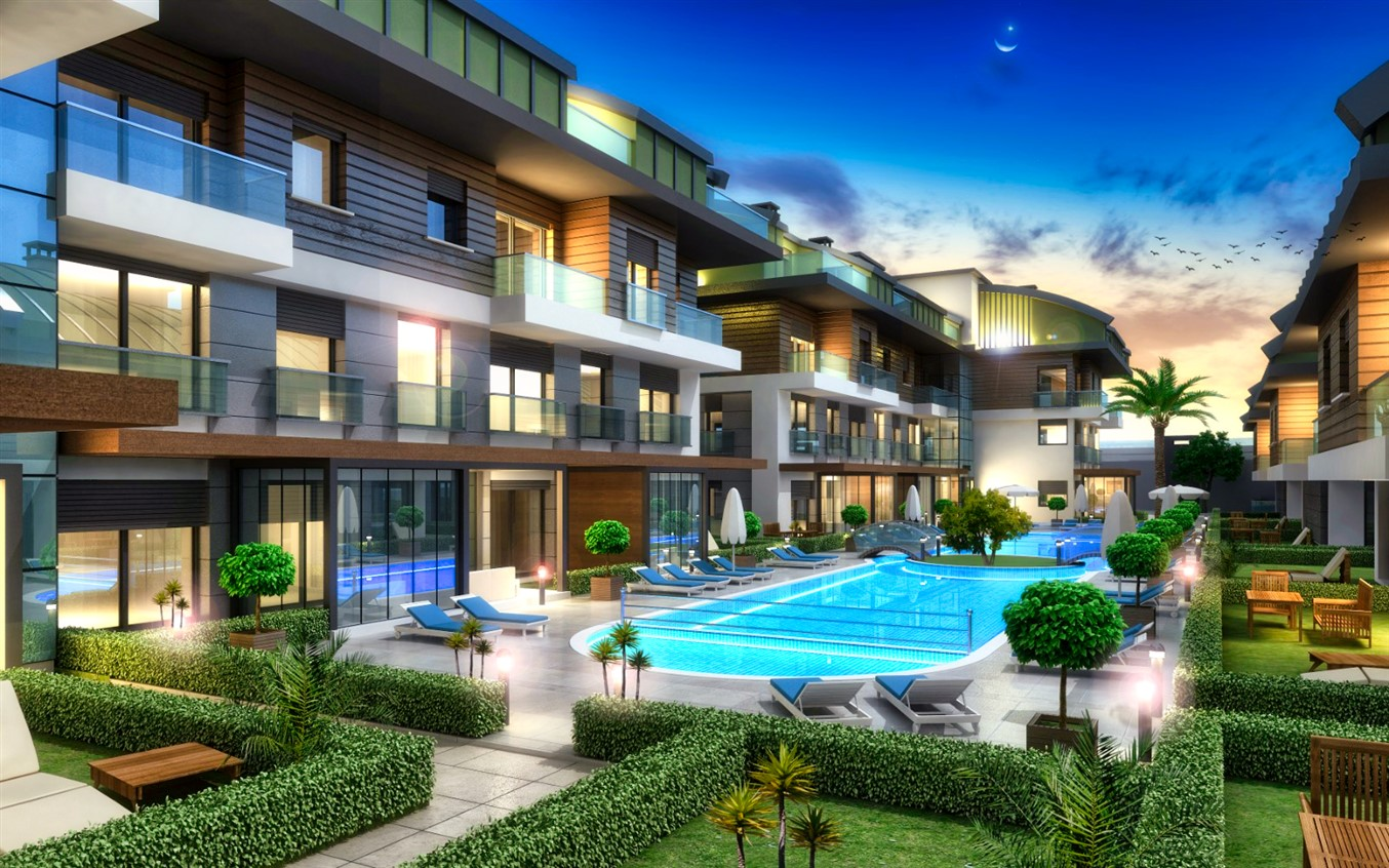 Роскошные квартиры в новом жилом комплексе с инфраструктурой - Фото 7