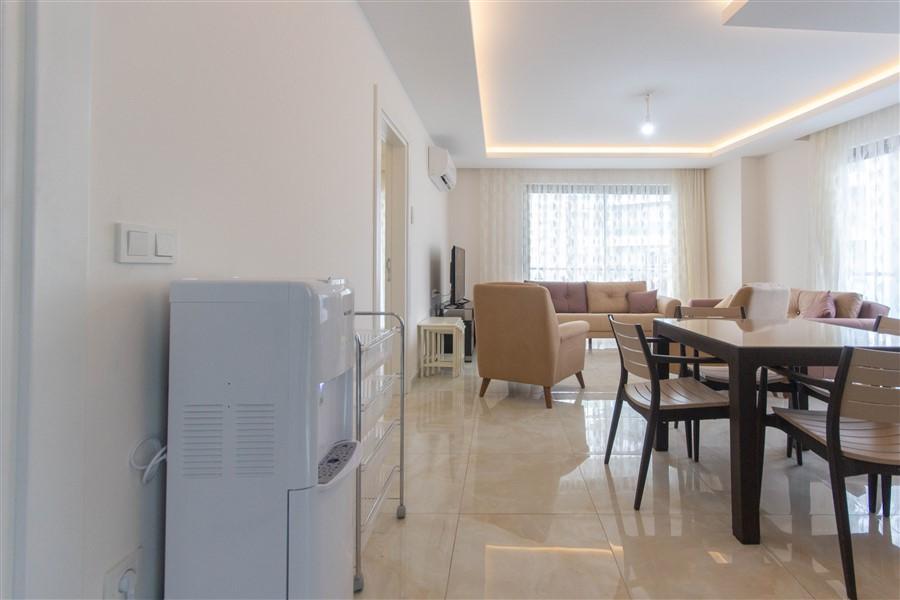 Меблированная квартира 1+1 в районе Махмутлар - Фото 9