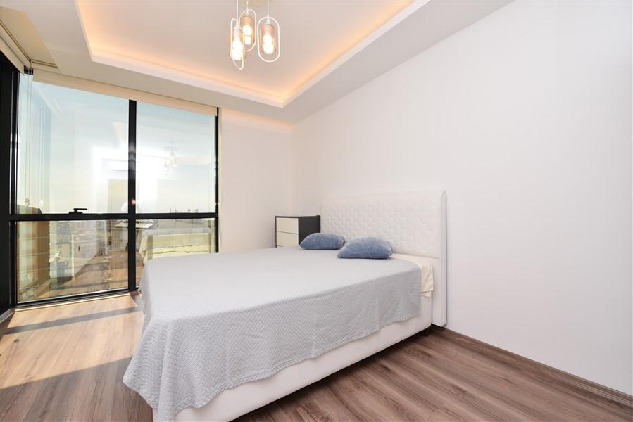 Роскошная меблированная квартира 3+1 в центральном районе Аланьи - Фото 24