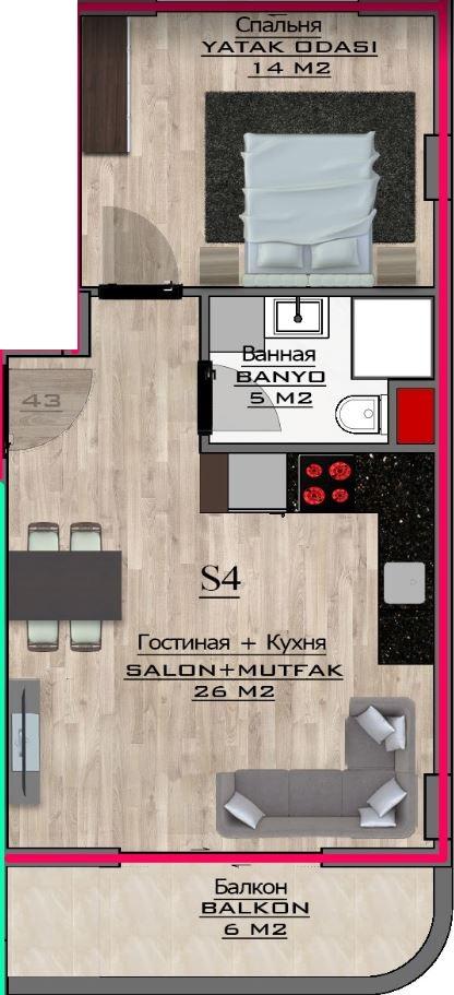 Новые квартиры от застройщика - Фото 56