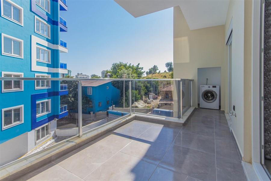 Двухкомнатная квартира с мебелью в районе Махмутлар - Фото 16