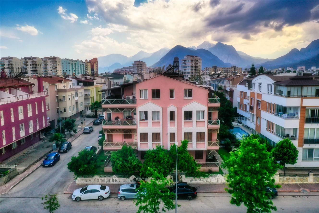 Квартира в престижном микрорайоне Гюрсу Анталья - Фото 2
