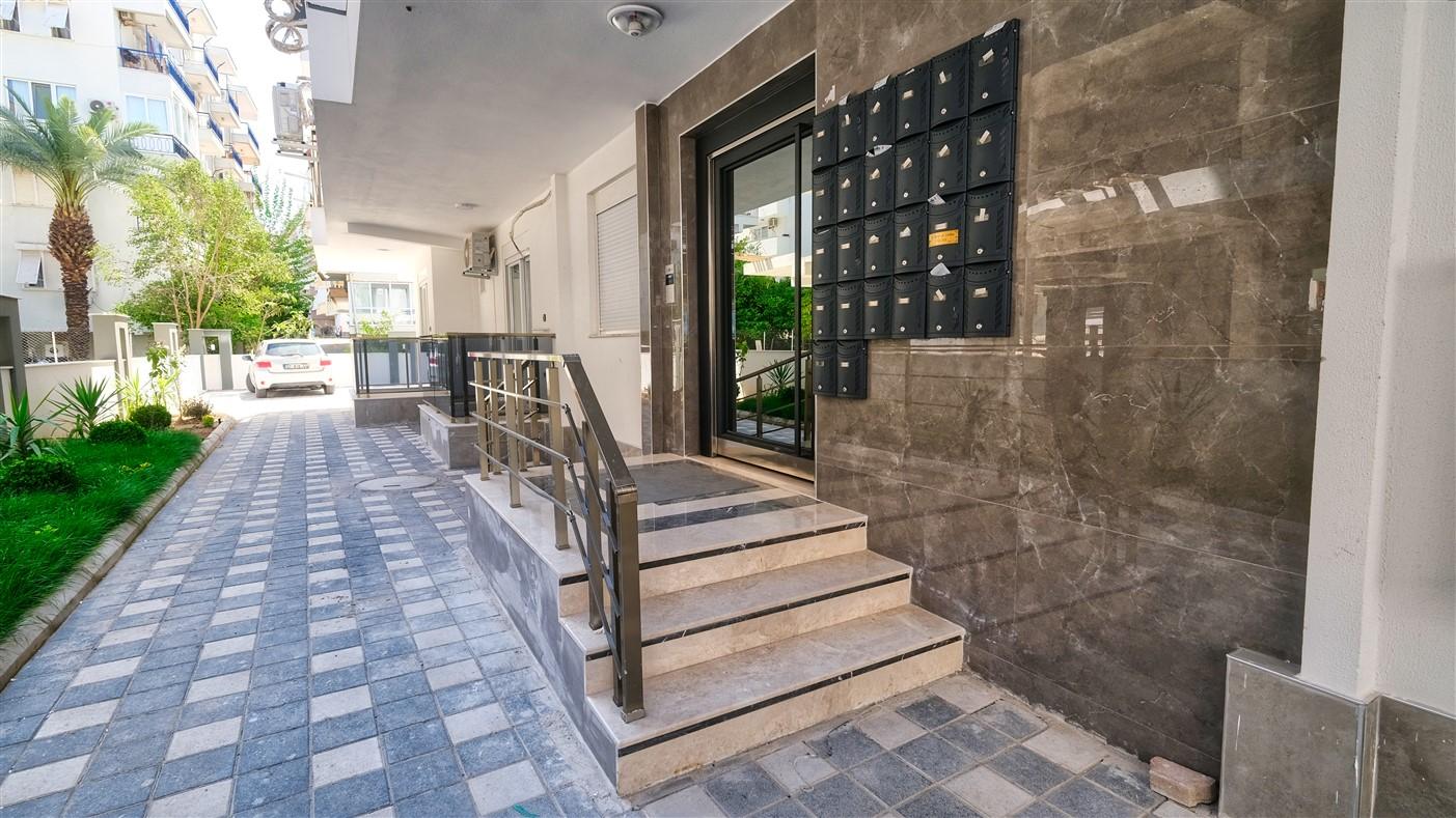 Трёхкомнатная квартира в центре Антальи - Фото 12