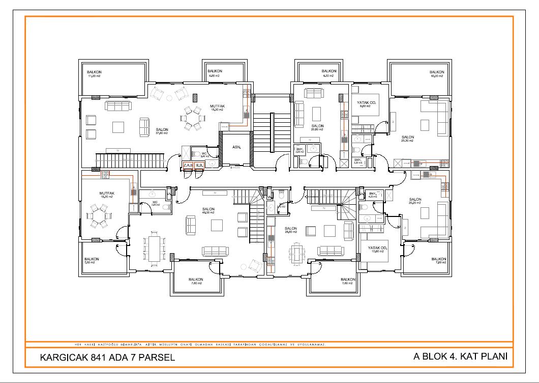 Современные квартиры различных планировок в новом инвестиционном проекте - Фото 28