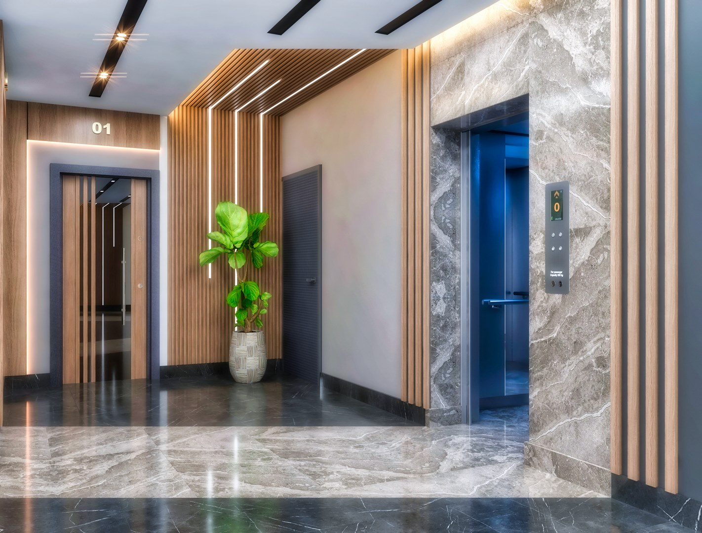 Современные квартиры в элитном комплексе Антальи - Фото 27