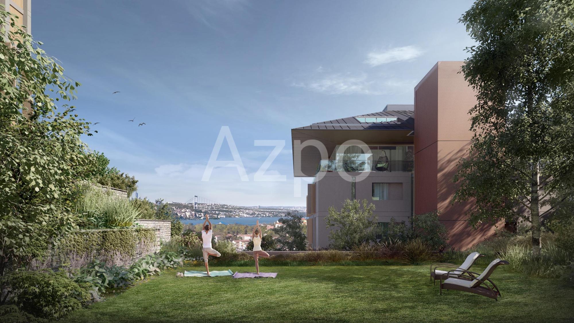 Проект с видом на Босфор в элитном районе Ускюдар - Фото 22