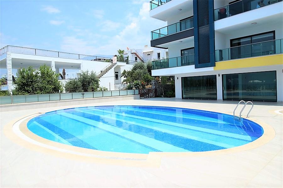 Трёхкомнатная квартира с видом на Средиземное море - Фото 2