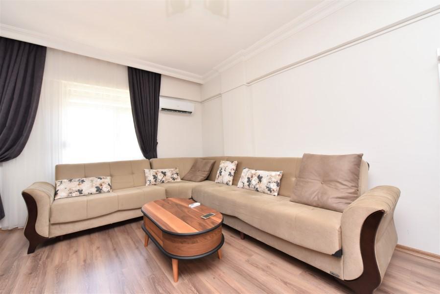 Двухкомнатная квартира с мебелью в районе Махмутлар - Фото 3