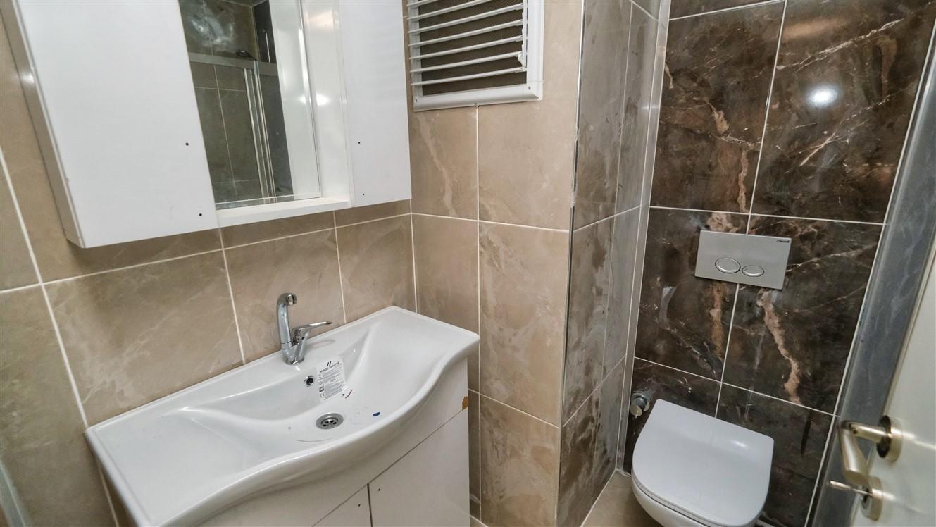Трёхкомнатная квартира в центральном районе Антальи - Фото 21