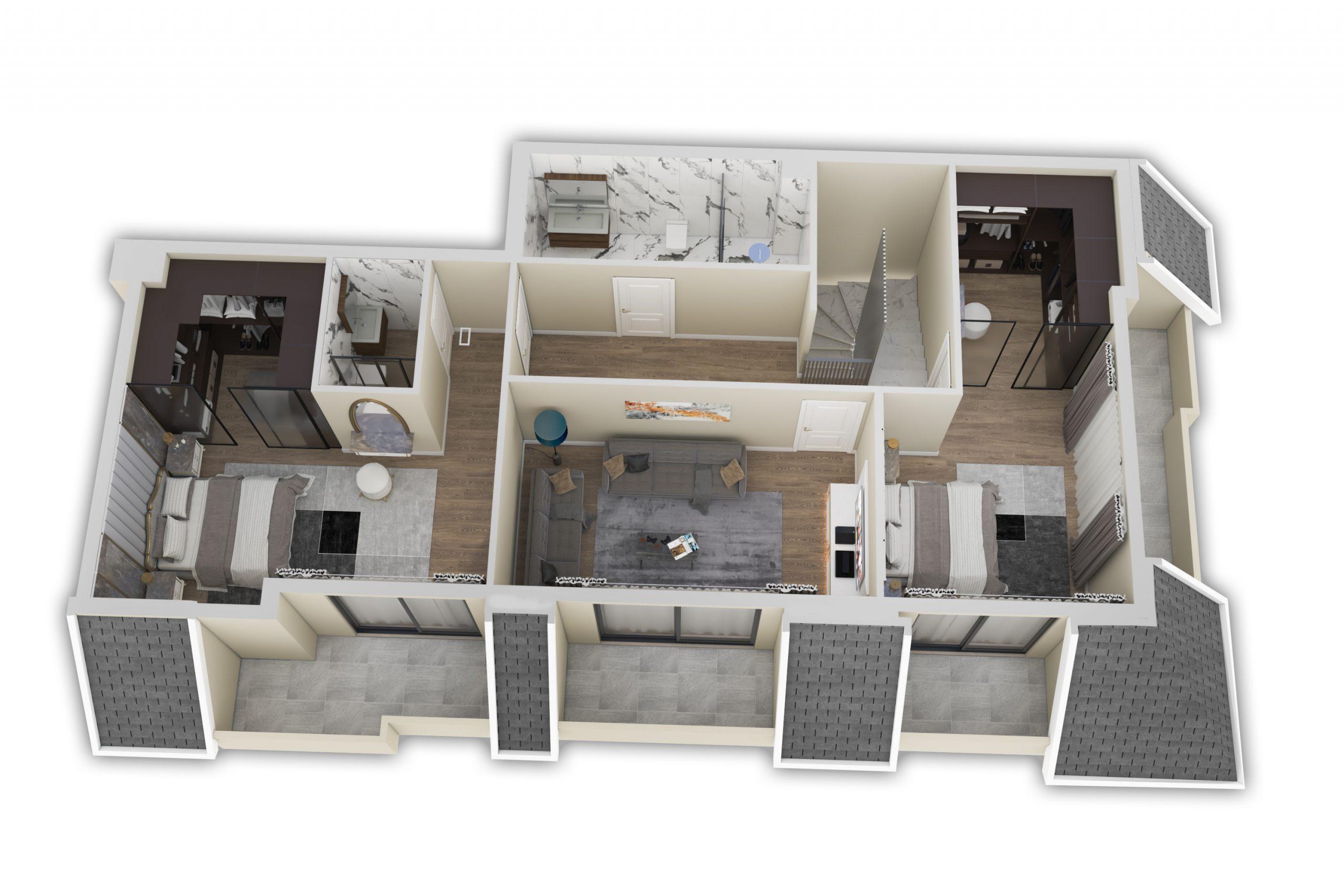 Элитные квартиры в Аланье от надежной строительной компании - Фото 39