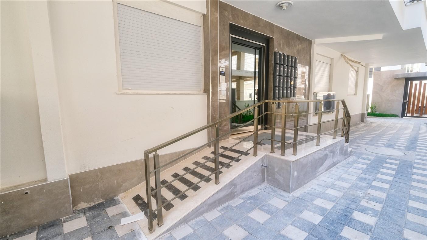 Трёхкомнатная квартира в центре Антальи - Фото 11