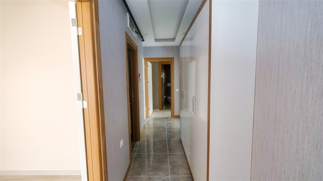 Трёхкомнатная квартира в центральном районе Антальи - Фото 14