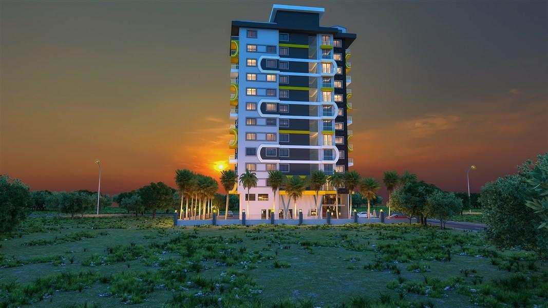 Новые квартиры по ценам застройщика в 250 метрах от пляжа Средиземного моря - Фото 8