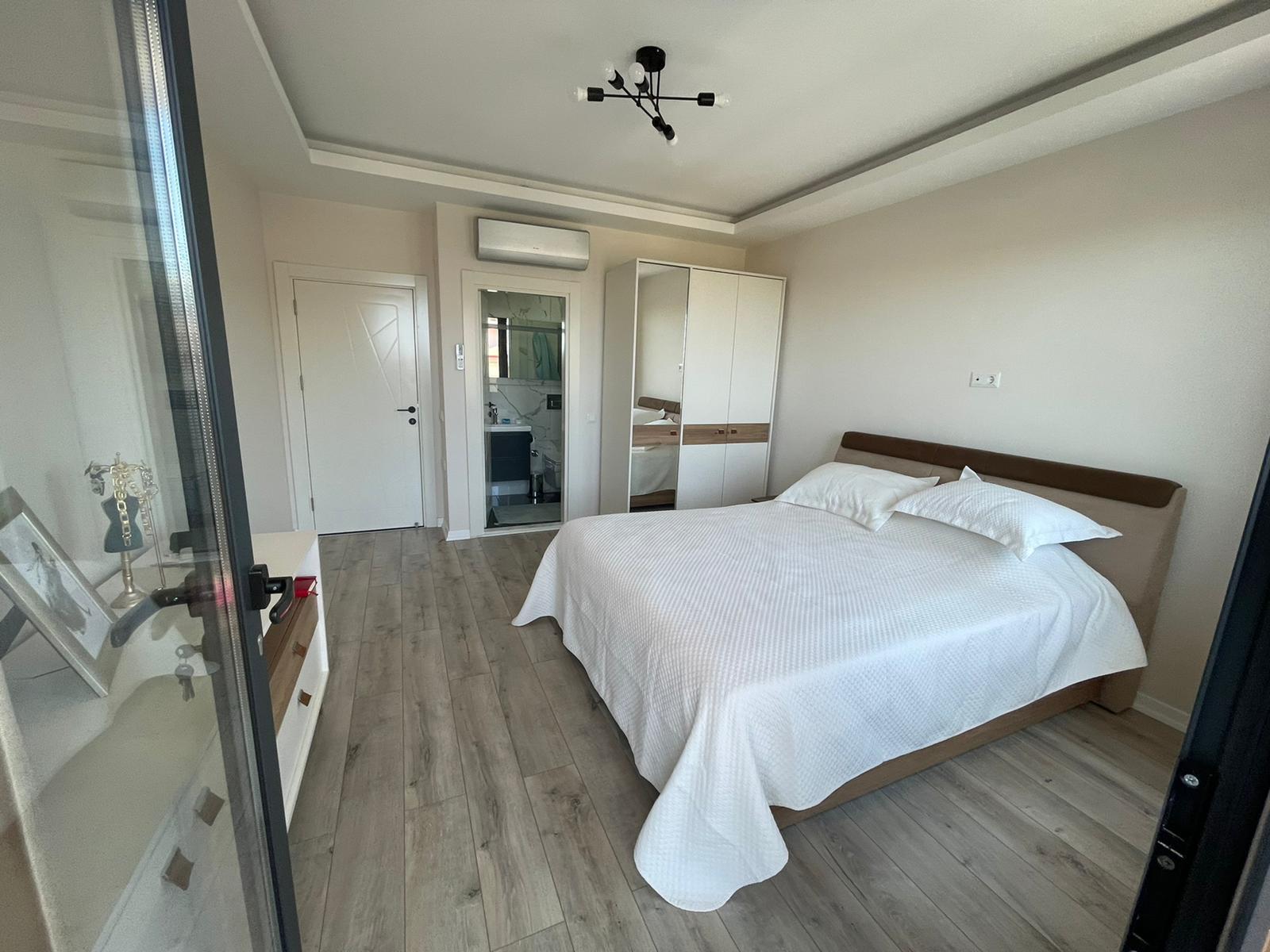 Трёхкомнатная квартира в районе Тосмур - Фото 17