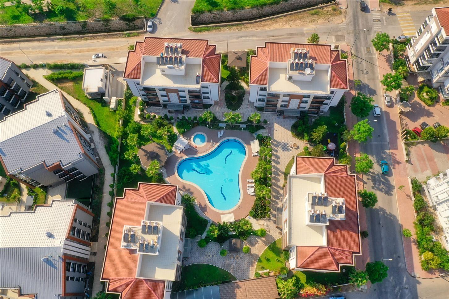 Четырёхкомнатная квартира в микрорайоне Унджалы - Фото 1