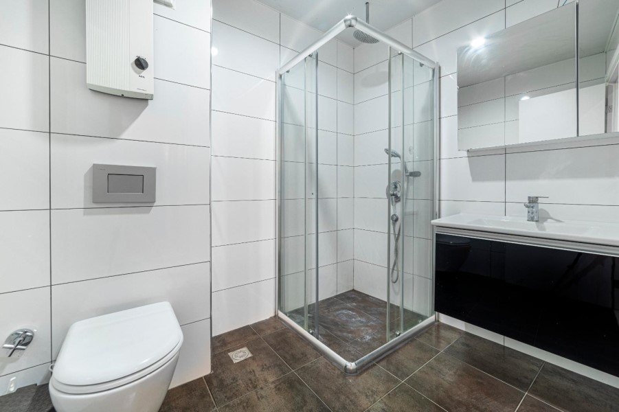 Уютная меблированная квартира 1+1 в роскошном жилом комплексе с инфраструктурой - Фото 33