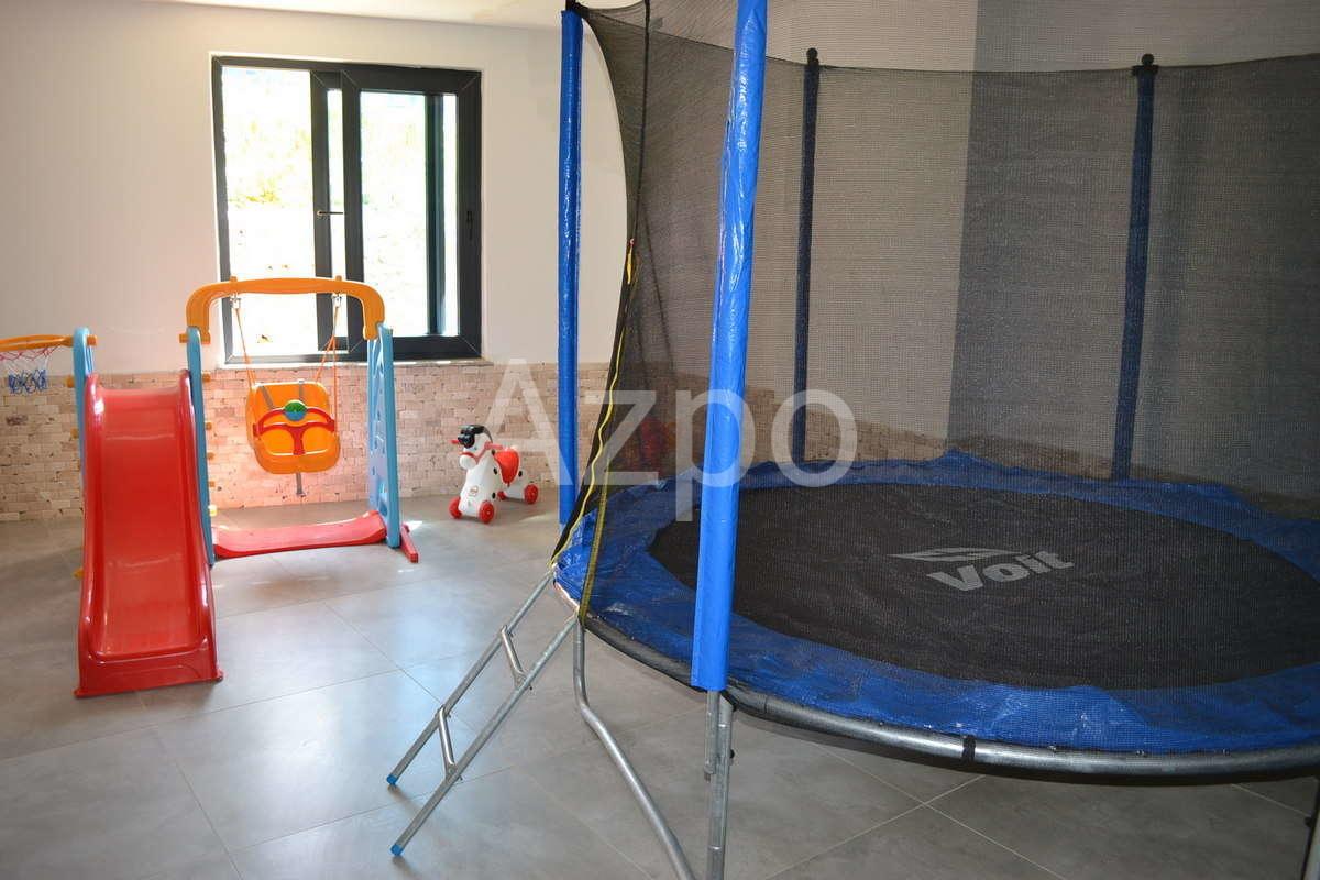 Большой пентхаус с тремя спальнями в Каргыджак - Фото 5