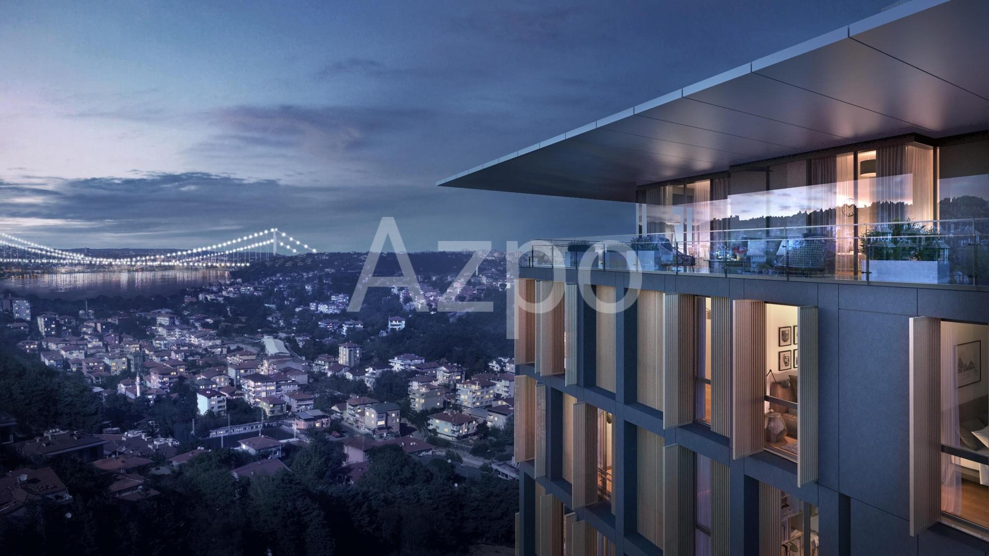 Проект с видом на Босфор в элитном районе Ускюдар - Фото 9