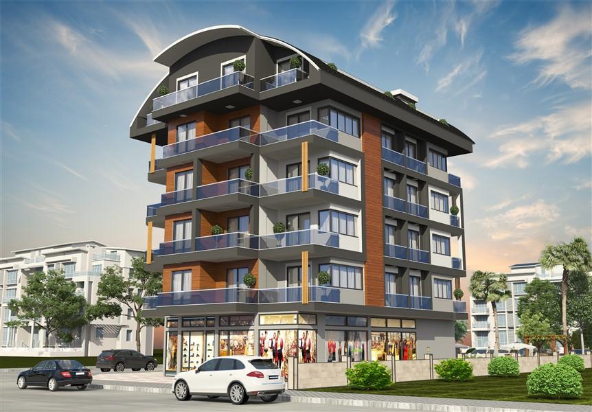 Новый проект комфортабельного жилого комплекса в районе Аланьи Каргыджак