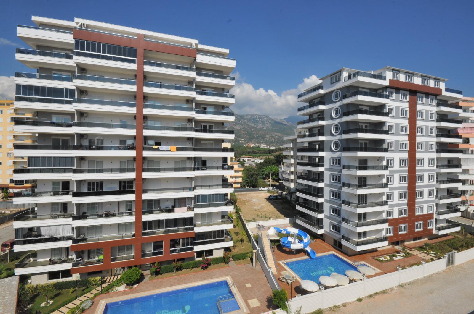 Квартира 1+1 в жилом комплексе района Махмутлар - Фото 2