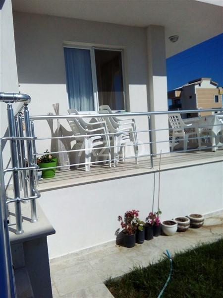 Меблированная вилла 5+1 на побережье Эгейского моря (Измир) - Фото 9