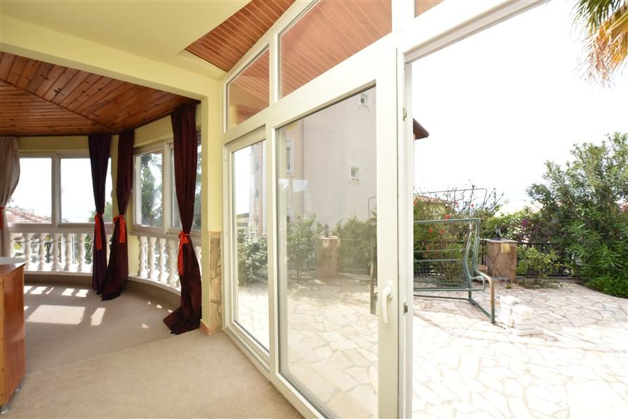 Меблированная вилла планировки 3+2 в районе Каргыджак - Фото 11