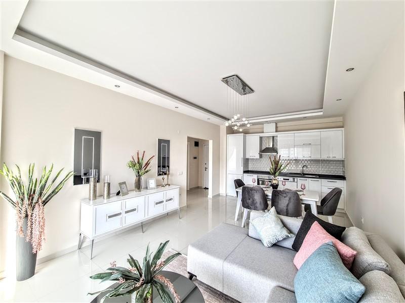 Двухкомнатная квартира с мебелью в районе Каргыджак - Фото 11
