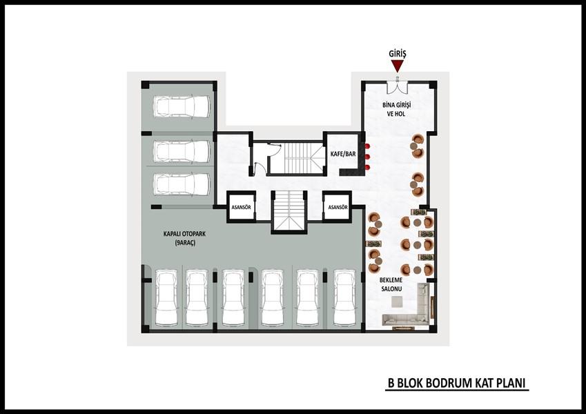 Новые квартиры в центре Аланьи по ценам застройщика - Фото 39