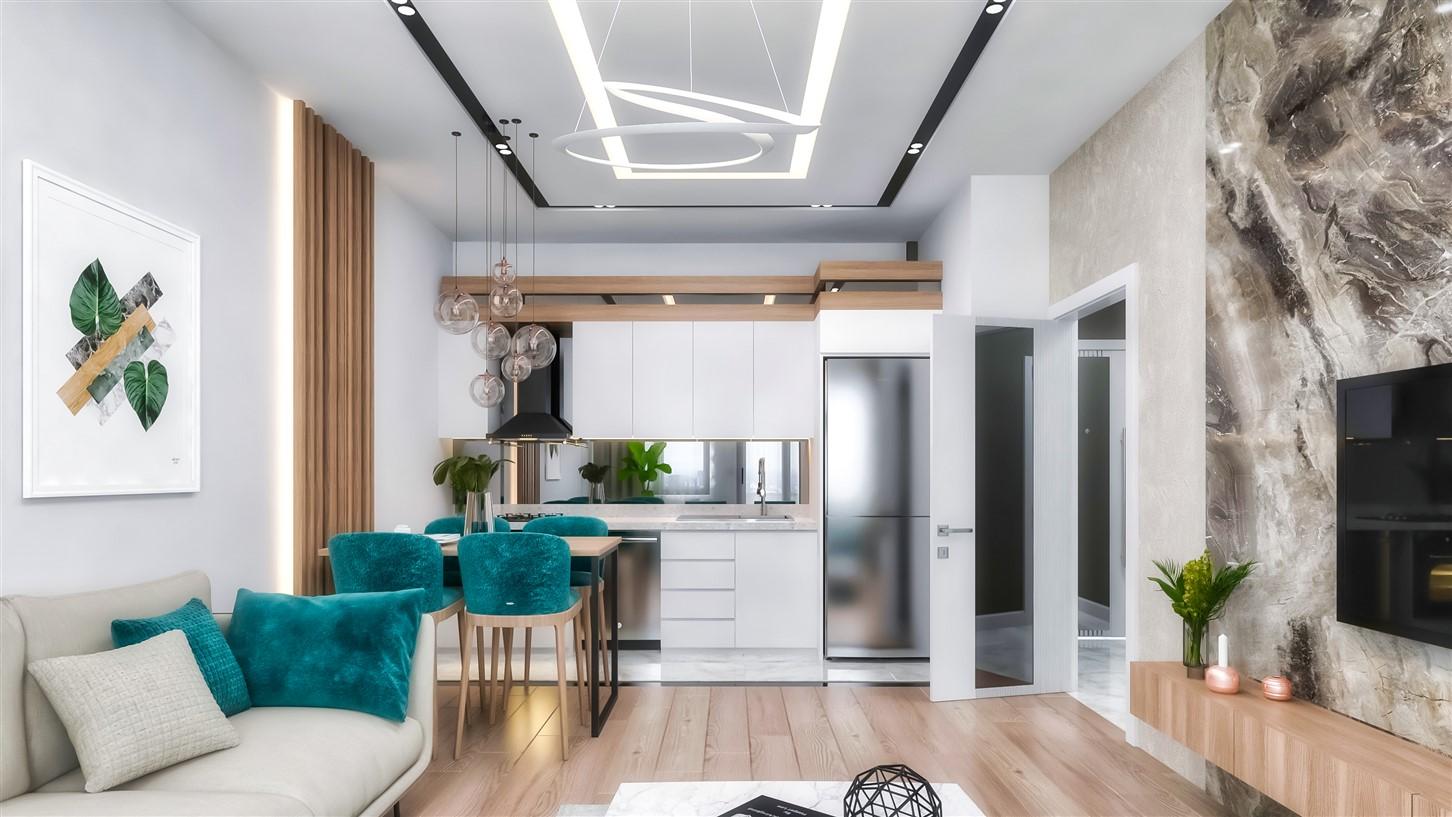 Современные квартиры в элитном комплексе Антальи - Фото 58