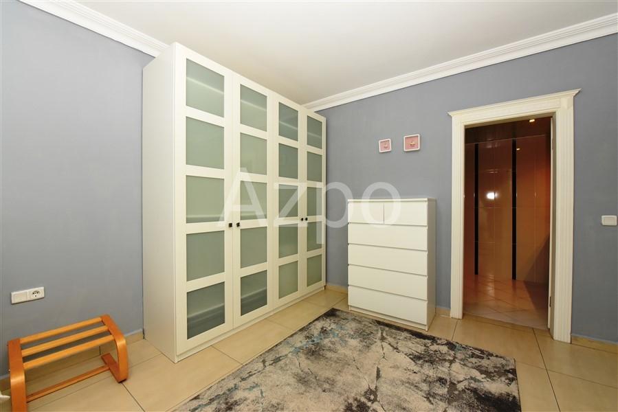 Квартира 3+1 с мебелью в центре Махмутлара - Фото 19