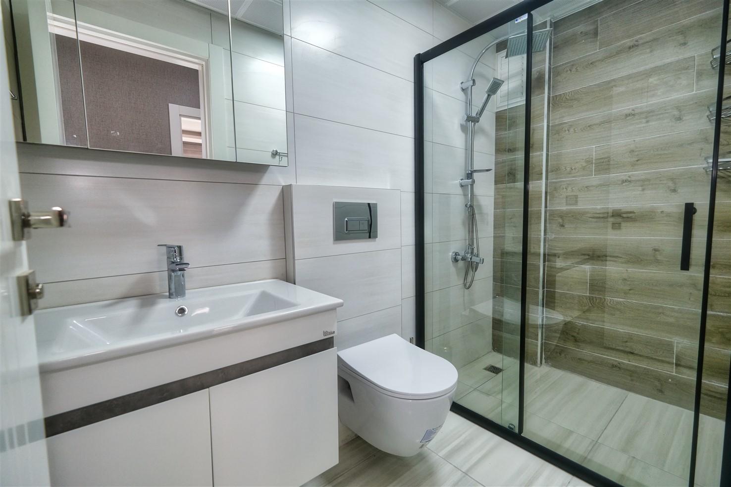 Трёхкомнатная квартира в центре Антальи - Фото 35