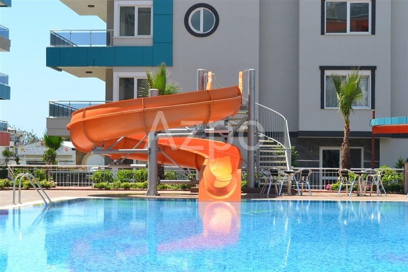 Двухуровневая квартира 2+1 в комплексе - Фото 2