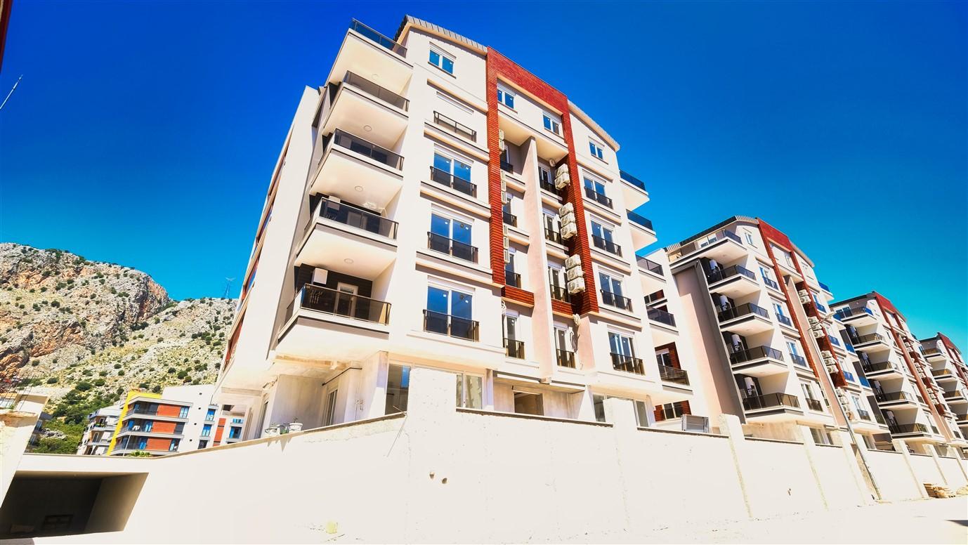 Новая двухкомнатная квартира в районе Коньяалты - Фото 8