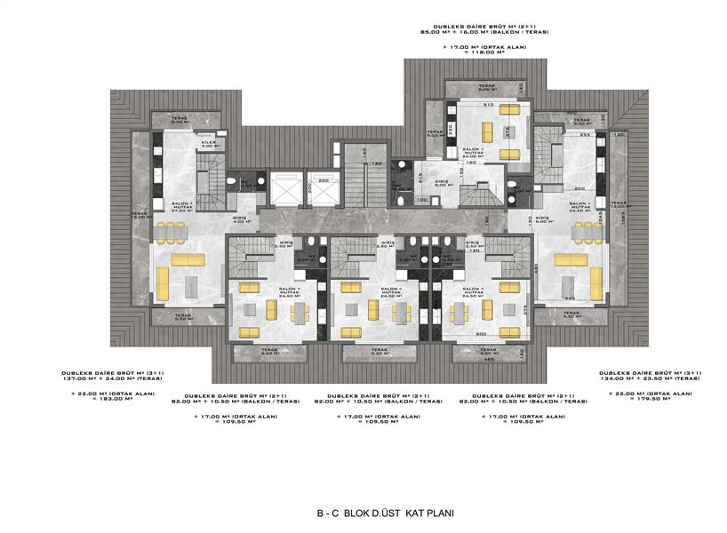Роскошные квартиры в инвестиционном проекте - Фото 86