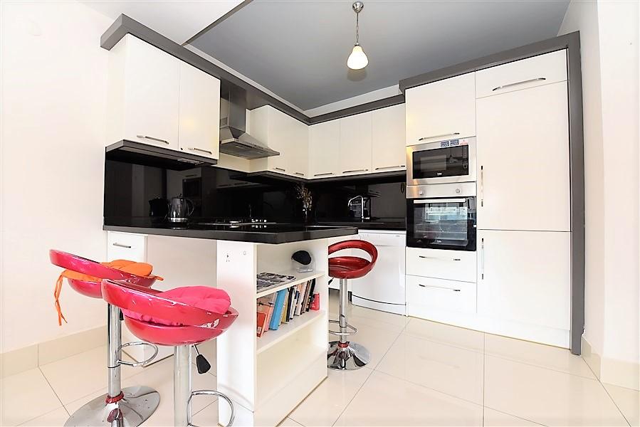 Двухкомнатная квартира с мебелью в Тосмуре - Фото 17