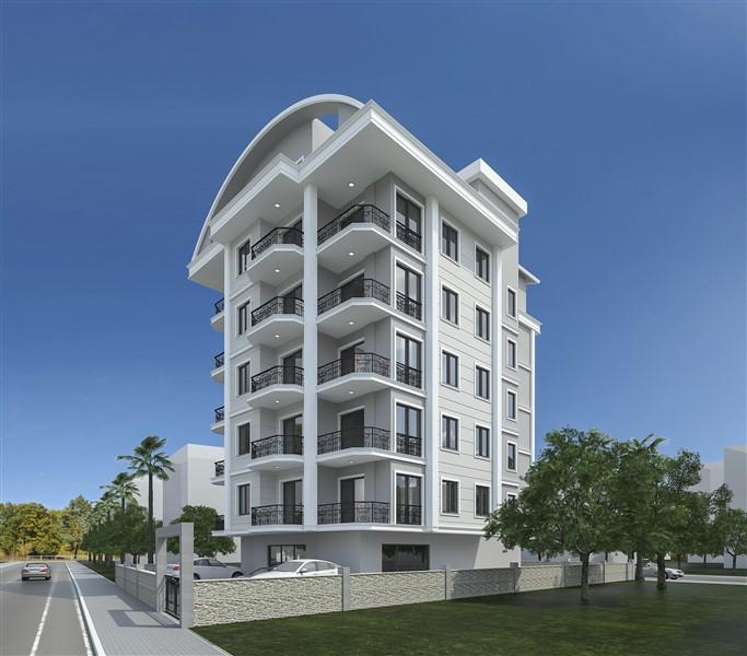 Квартиры в строящемся жилом комплексе - Фото 1